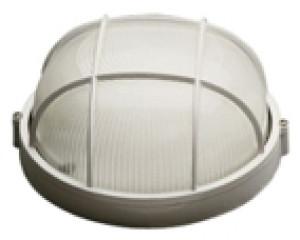 Светильник круглый НПП-03 60 Вт с решеткой