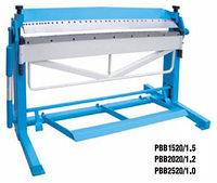 Станки листогибочные сегментные Stalex PBB 1020/2.5, 1270/2, 1520/1.5, 2020/1.2, 2500/1.0
