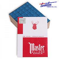 Мел Master Упаковка (синий) 144 шт