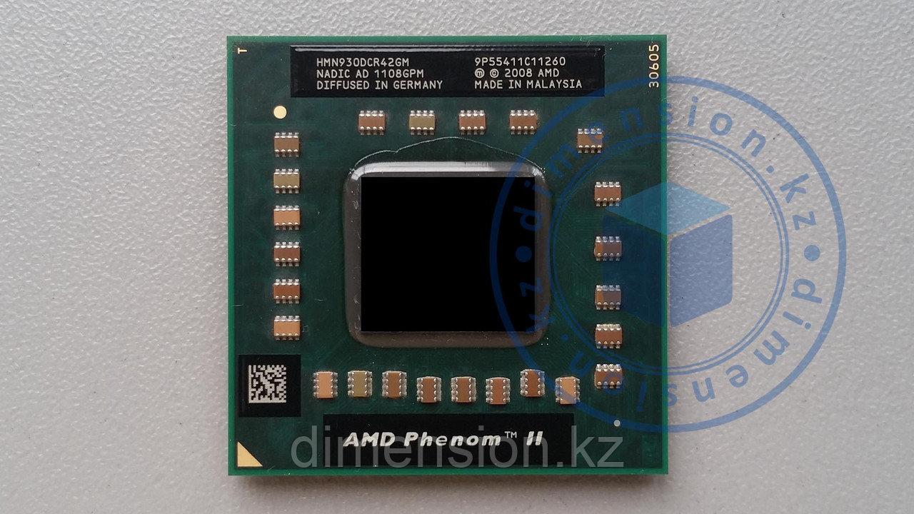 Процессор CPU для ноутбука AMD Phenom 2