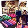 Набор цветных мелков для волос (48 цветов)