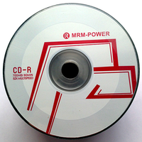 Диск CD-R MRM-POWER 80 52x