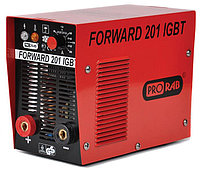 FORWARD PRORAB 201IGBT Ап. св. пост.тока, инвертор 10-200А, 220В, эл.1,6-4мм, кейс