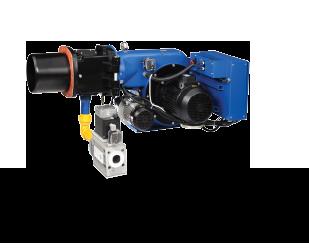 Горелка комбинированная ID 1700 (494-1744 kW)