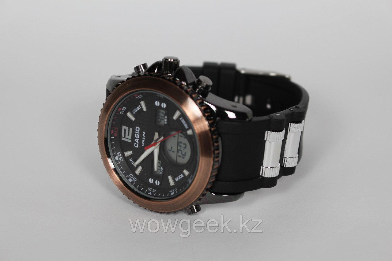 Большие мужские наручные часы CASIO