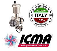 Сбросник и сливной для коллектора ICMA 205