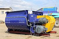 Двухвальный бетоносмеситель БП-2Г-1500, фото 1