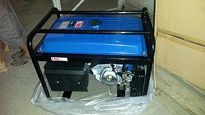 Бензогенератор 4,5 кВт однофазный  (220В) LAUNTOP LT5000CLE