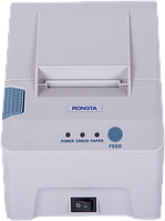 Принтер чеков Rongta RP 58 мм (USB) , фото 1