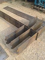 Форма для пеноблока и газоблока  200х300х600мм 20 ячеек