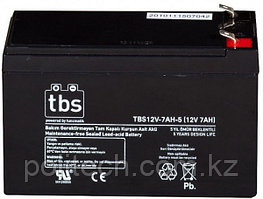 Battery Tuncmatik/TBS 12V-7AH-5/for UPS/internal