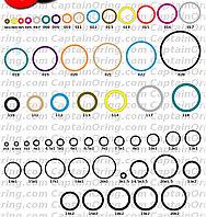 О-ринги/прокладки резиновые BN70 118