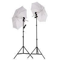 Комплект импульсных лампочек для фотостудии, фото 1