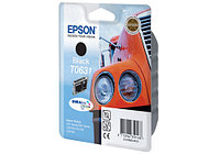 Картридж Epson C13T06314A10 Black (Черный) для Epson Stylus Photo C67/C87/CX3700/4100/4700
