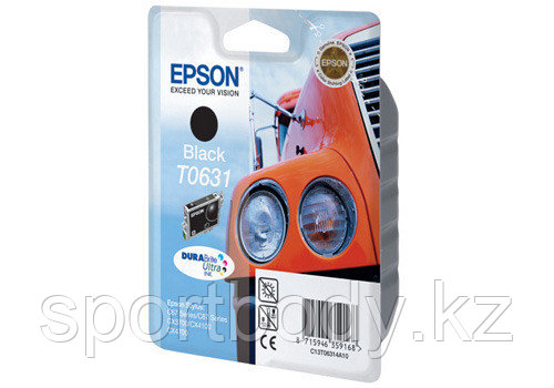 Картридж Epson C13T06314A10 Black (Черный) для Epson Stylus Photo C67/C87/CX3700/4100/4700 	   - Modern Computers в Алматы