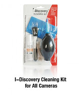 I Discovery Cleaning Kit for All Cameras
