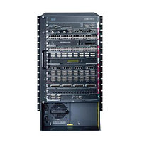 Cisco Catalyst 6513 Firewall Security System