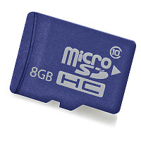 HP 8GB microSD Enterprise Mainstream Flash Media Kit (for VMWare hypervisor solutions, repl. 547444-B21) (726116-B21)