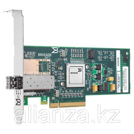 HP SC08e 6Gb SAS Host Bus Adapter for P2000 G3 SAS (AW592A) and tapes (8 link: 2 ext (SFF8088) x4 wide SAS connector) PCI-E, incl. h/h & f/h. brckts