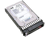 "1TB 2.5""(SFF) SAS 7,2K 6G HotPlug Dual Port Midline HDD (For SAS Models servers and storage systems, Gen5/6/7) (605835-B21)"