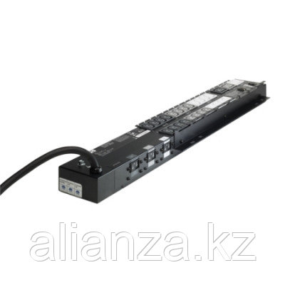 HP 1Phase 3.6kVA 200-240V 16A Basic PDU (Outlets: 20xC13(10A), half-height, vertical mount, for >36U racks) (H5M57A)