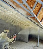 Утепление потолка крыши дома Алматы, фото 1