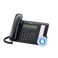 Panasonic Cистемный IP-телефон Panasonic KX-NT546 IP