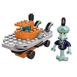 MegaBloks Sponge Squidward Racer