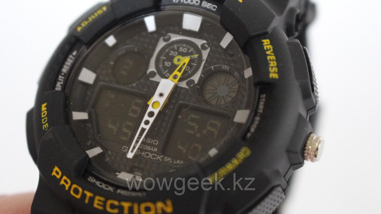 Спортивные мужские часы Casio