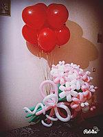 Фигуры из шаров в Павлодаре (Поможем сделать приятный сюприз второй половинке), фото 1