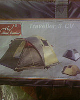 Палатка Min X-ART 1509 Traveller 3 CV