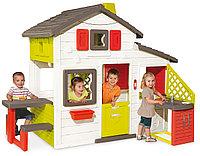 Домик игровой для друзей с кухней Smoby