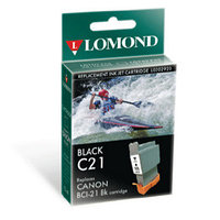 BCI-21 black Lomond for Canon BJC-2000/ 2100/4000/4100/4200/4550 ( L0202920)