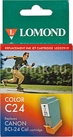 BCI-24С Color Lomond for Canon S300/S200 L0202919