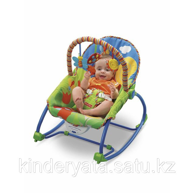 Шезлонг-качалка Fisher Price W2583