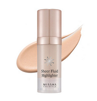 Хайлайтер Missha The Style Sheer Fluid Highlighter, 10ml