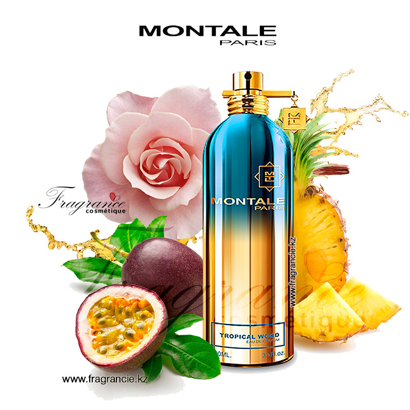 Парфюм Montale Tropical Wood 100ml (Оригинал - Франция)