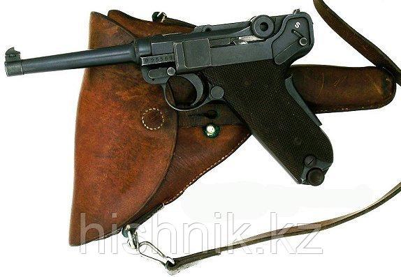 """Парабеллум """"Люгер"""" немецкий, II Мировая война"""