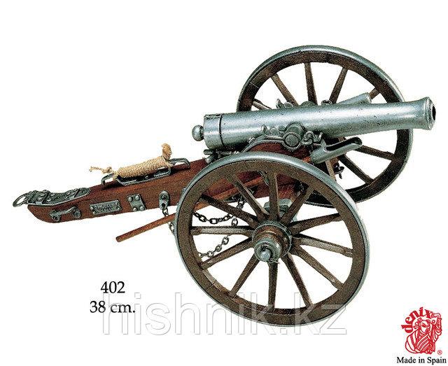 Пушка гражданской войны США, 1861 г