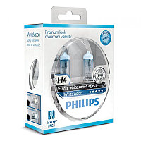 Автолампы PHILIPS WHITE VISION