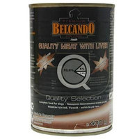 Belcando Best Quality meat with liver влажный корм для собак с мясом и ливером