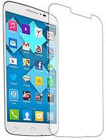 Противоударное защитное стекло Crystal на Alcatel One Touch Pop C7, фото 1
