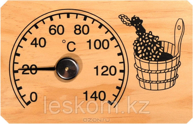 "Термометр для бани и сауны ""Доктор баня"". SN101"