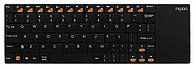 Клавиатура Rapoo E2700 Wireless Keyboard Mini black, Multi-Media, S-Slim, 2,4Ггц USB Number Keys touch