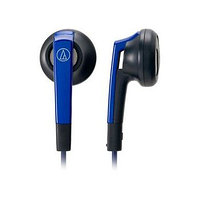 Гарнитура Audio-Technica ATH-C505iS BL 16ohm, 20-20000Hz, 102dB, 1.2m, black-blue