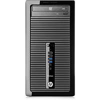 Компьютер HP ProDesk 400 G2 (L9U14ES) MT /Intel Core i3 4160 3,6 GHz/4 Gb /1000 Gb/DVD+/-RW /Radeon HD 8490 1 Gb /ATX 300W /Windows 8.1 Pro 64 Русская