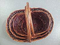 Корзина плетеная 003, фото 1