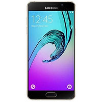 "Смартфон Samsung Galaxy A5 Duos (A510F) 16Gb LTE Gold Android 5.1, поддержка двух SIM-карт, экран 5.2"", разрешение 1920x1080, камера 13 МП, автофокус,"