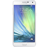 "Смартфон Samsung Galaxy A7 Duos (A700F) 16Gb LTE White Android 4.4, поддержка двух SIM-карт, экран 5.5"", разрешение 1920x1080, камера 13 МП,"