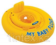 Надувной круг с трусиками Intex